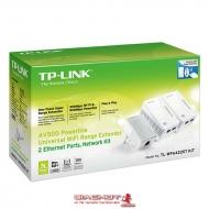 Tp-Link TL-WPA4220T KIT | Bộ mở rộng mạng qua đường dây điện