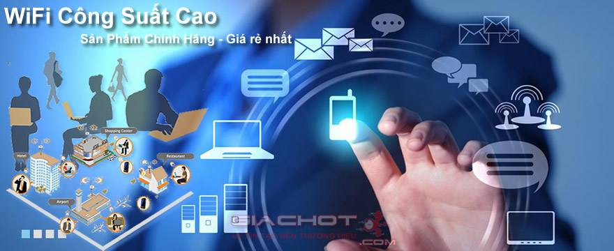 Wifi Công Suất Cao